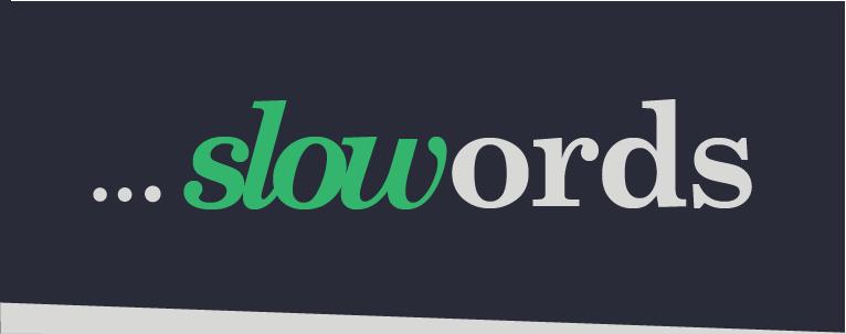slowords