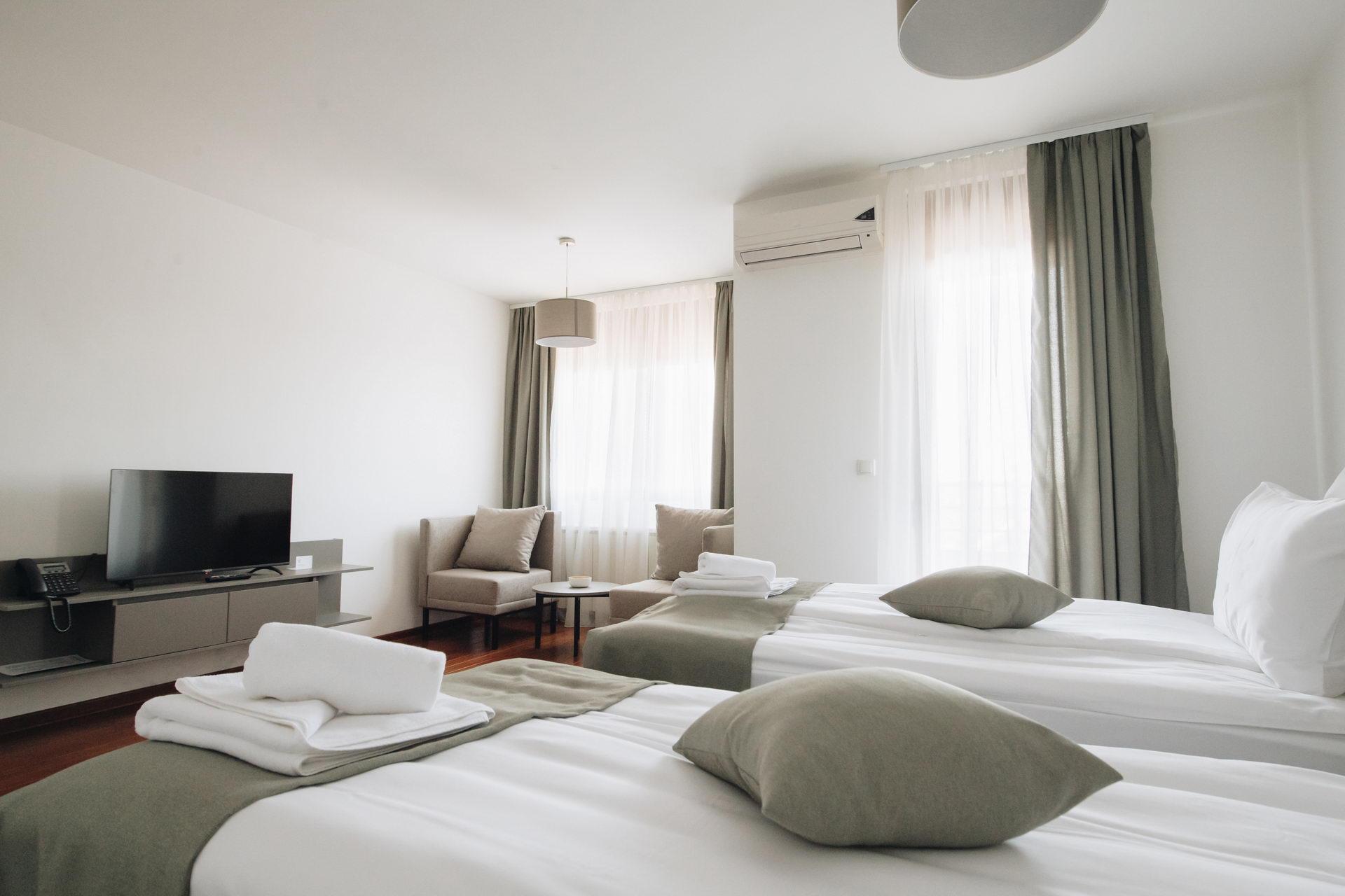 Standard dvokrevetna soba Hotel Pegaz Vrnjačka Banja