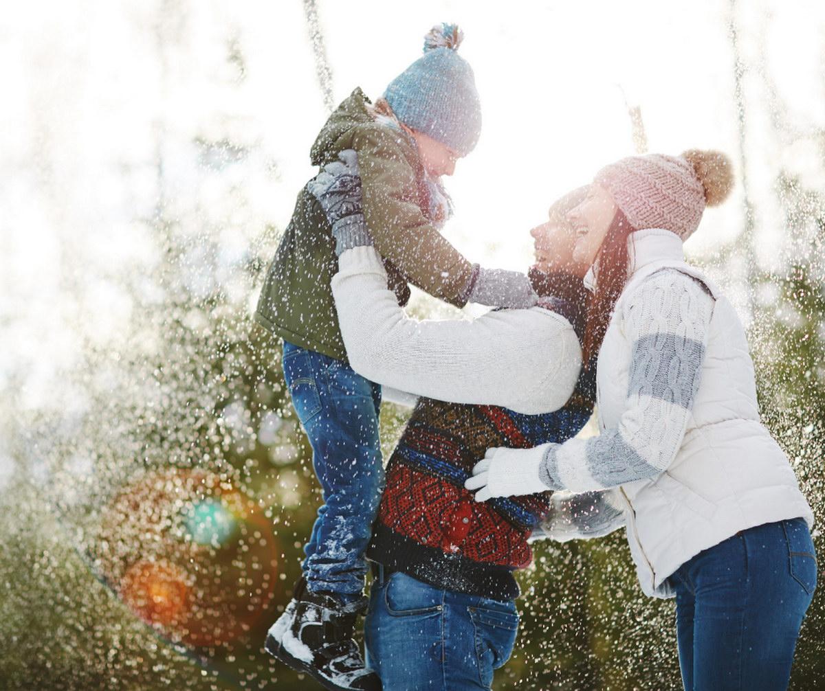 Slow Family winter paket
